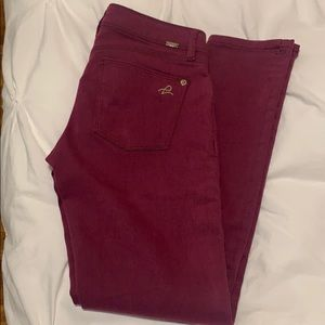 DL1961 Mid Rise Skinny Ankle size 24